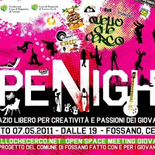 OPEN NIGHT – opinioni libere