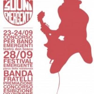 BANDA FRATELLI – Festival Suoni Emergenti – Parco della resistenza