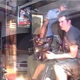 """Backstage del cortometraggio """"La scommessa"""""""