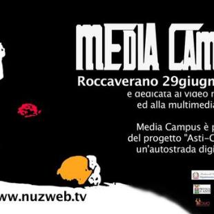 Media Camp – gratuito – Roccaverano (AT) 29 giugno – 1 luglio