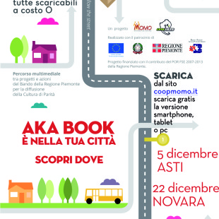 AKAbook PiemonteTour | l'e-book senza pregiudizi